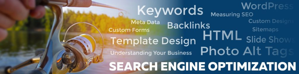 Search Engine Optimization - Designs by Rosier, LLC