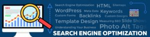 seo-banner-with-magnifier